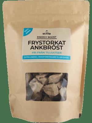 Majstor Frystorkat Ankbröst 150g