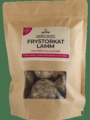 Majstor Frystorkat Lamm 200g