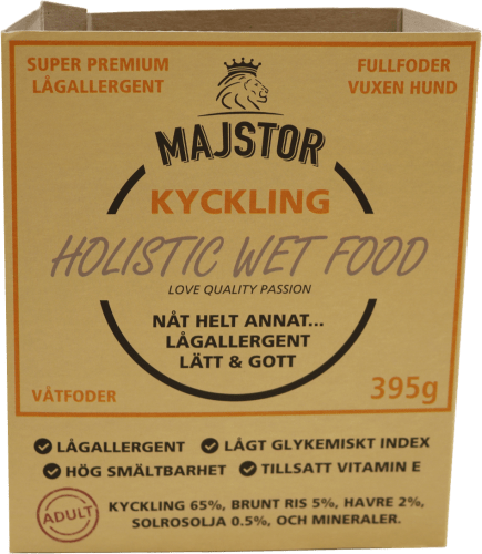 Majstor-Holistic-Kyckling-Vatfoder